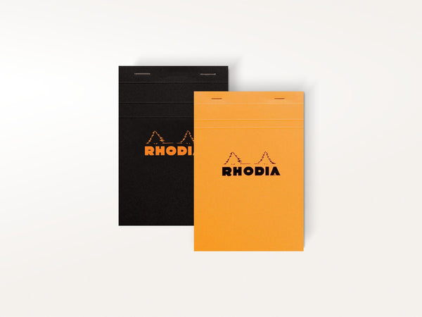 Notebooks - Rhodia Classic Notepad 4.3 x 6.3 / Set of 2 - Rhodia - 1