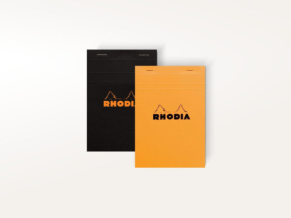 Notebooks - Rhodia Classic Notepad 4 x 6 / Set of 5 - Rhodia - 1