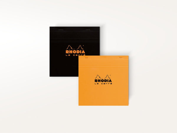 Notebooks - Rhodia Classic Notepad 5.75 x 5.75 / Set of 2 - Rhodia - 1