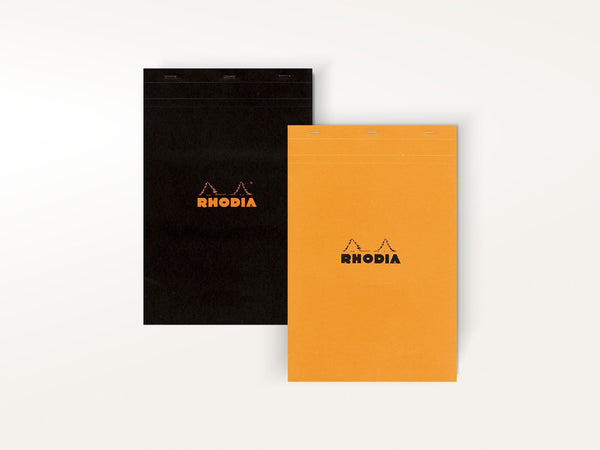 Notebooks - Rhodia Classic Notepad 8.25 x 11.75 / Set of 2 - Rhodia - 1