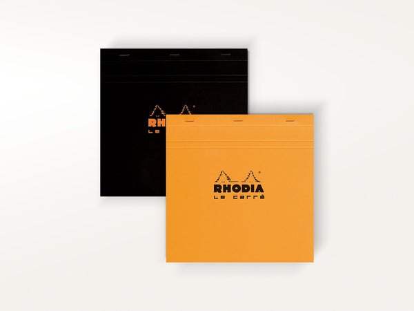 Notebooks - Rhodia Classic Notepad 8.25 x 8.25 / Set of 2 - Rhodia - 1