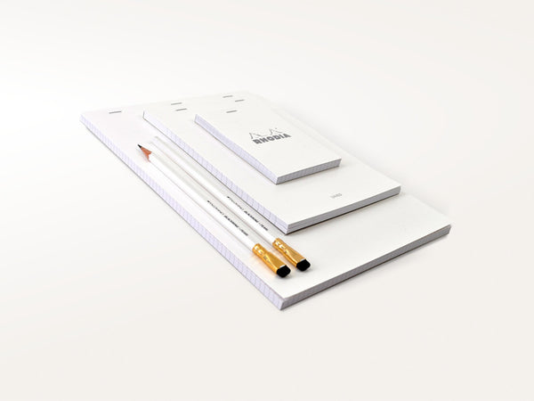 Notebooks - Rhodia Ice Notepad - Rhodia - 1