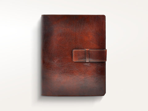 Italian Leather Luxury Portfolio