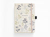 Archer & Olive Dot Grid Journal - Pink Flowers