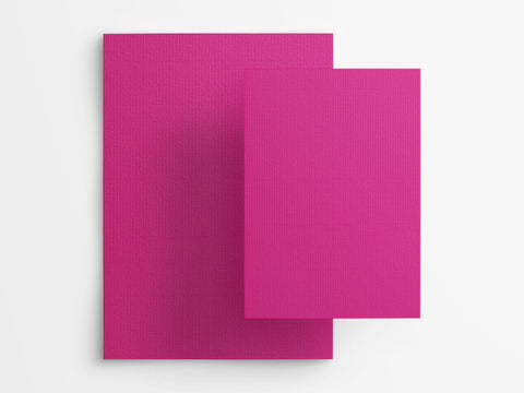Semikolon Filigrane Paper Notebook - Pink