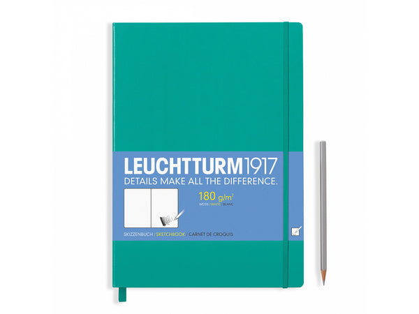 Leuchtturm Sketchbook Emerald