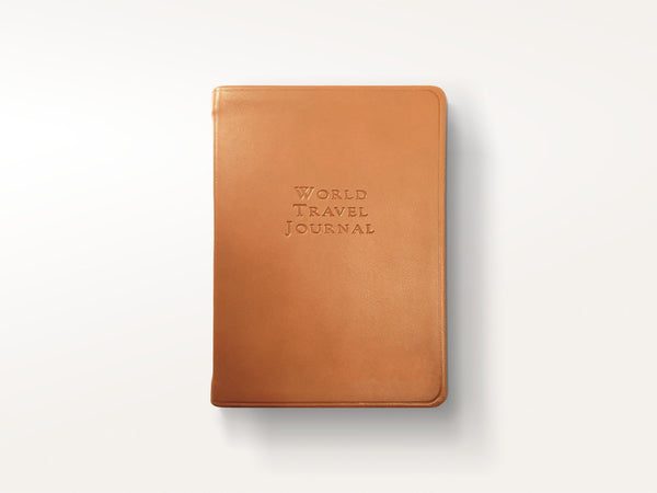 Specialty - Leather Bound Travel Journal - Graphic Image New York - 6
