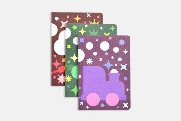 Baron Fig Train of Thought Notebooks / 3 Pack