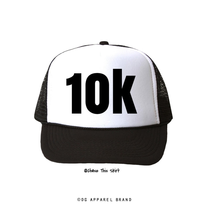 Distance 10k Trucker Hat -  Trucker Hat | DG Apparel Brand