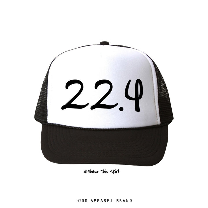 Distance 22.4 Trucker Hat -  Trucker Hat | DG Apparel Brand