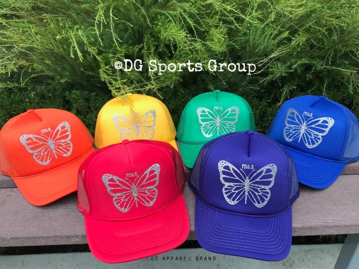 MLS Trucker Hats -  Trucker Hat | DG Apparel Brand
