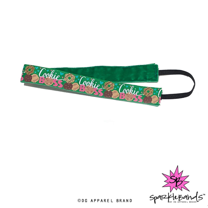 Cookie Boss Headband Non-Slip