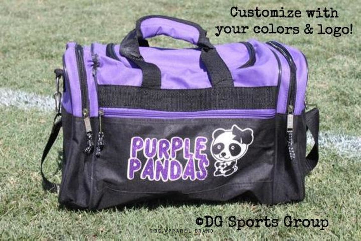 "Custom Duffle Bag 17"" -  Duffle Bag 