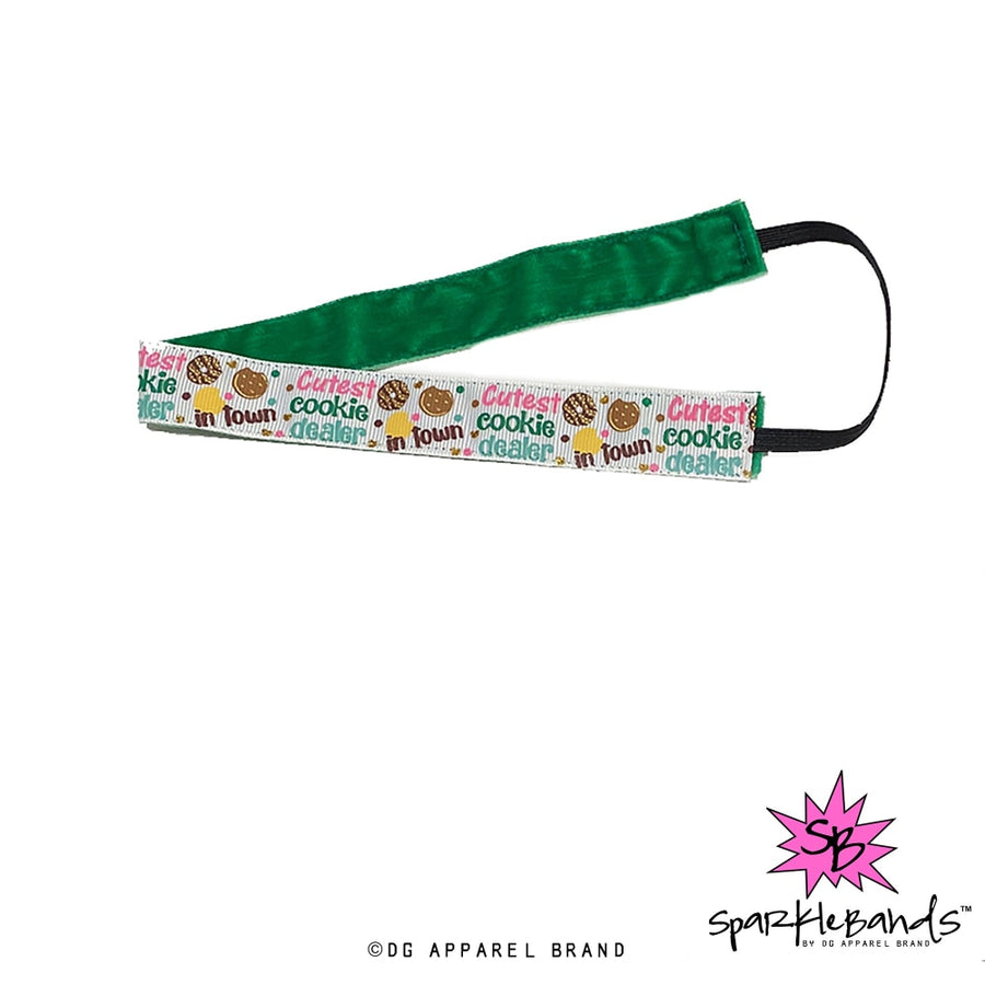 Cutest Cookie Dealer Headband Non-Slip