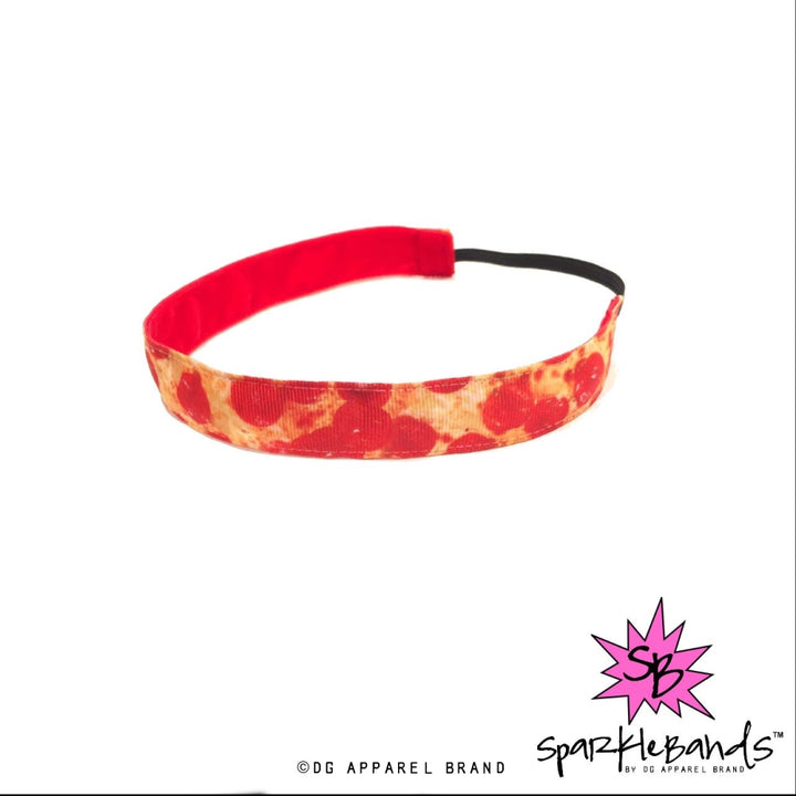 Pizza Headband Non-Slip