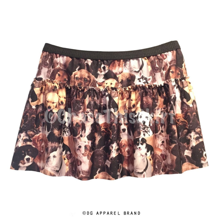 Puppy Running Skirt -  Running Skirt | DG Apparel Brand