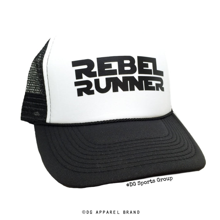 Rebel Runner Trucker Hat | Star Wars Trucker Hat -  Trucker Hat | DG Apparel Brand