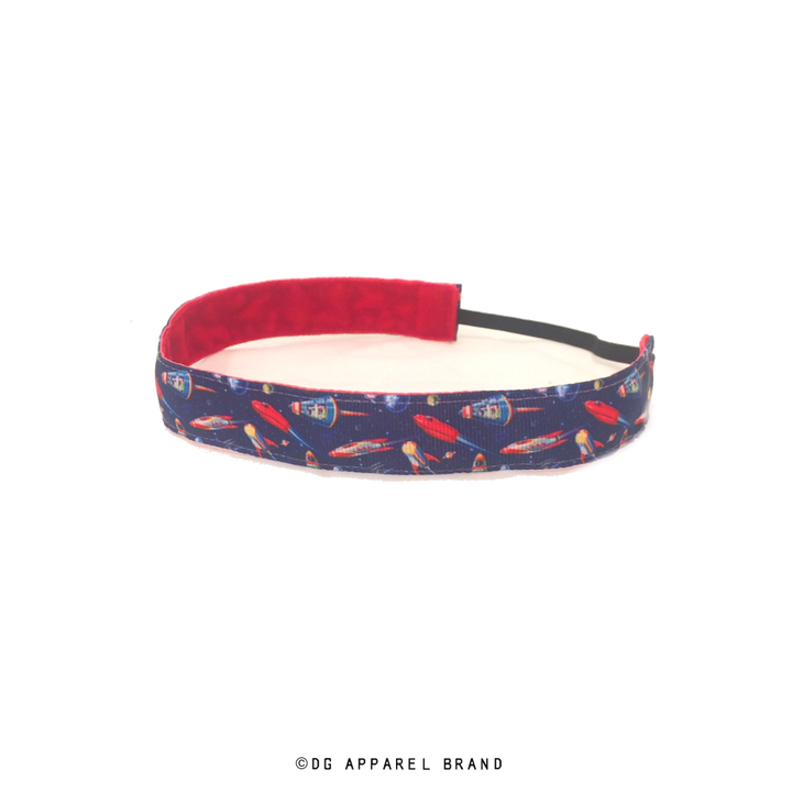 Blast Off Headband -  Non-Slip Headband | DG Apparel Brand