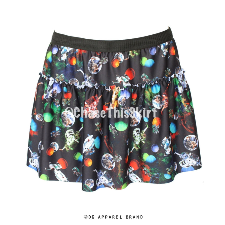To The Stars Running Skirt -  Running Skirt | DG Apparel Brand