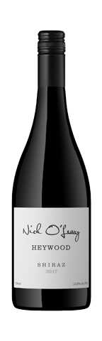 Heywood Shiraz 2018