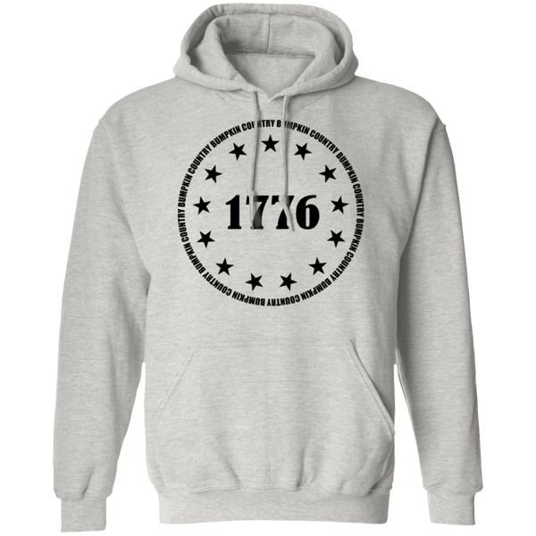 Country Bumpkin 13 stars 1776 Pullover Hoodie 8 oz.