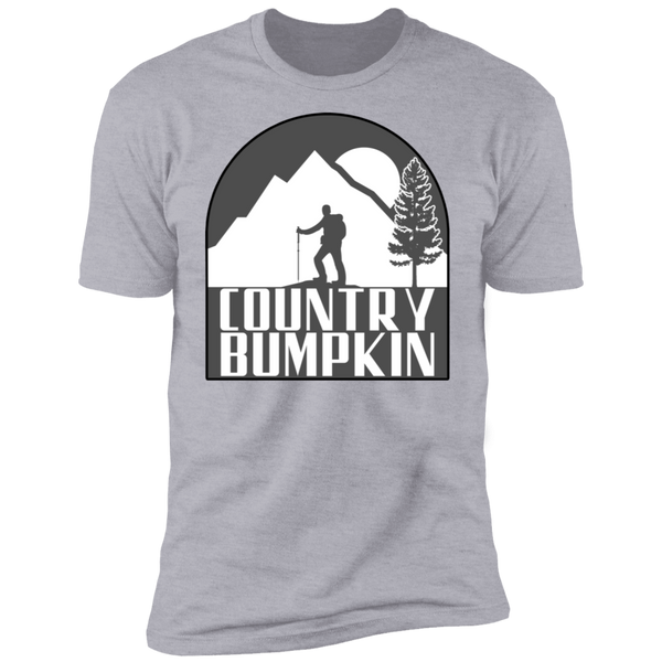 Country Bumpkin Hiker Premium Short Sleeve T-Shirt