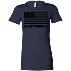 Country Bumpkin US Flag 6004 Ladies' Favorite T-Shirt