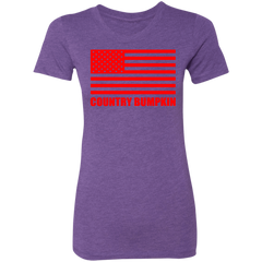 NL6710 Ladies' Triblend T-Shirt