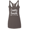 """Country Bumpkin"" NL6733 Next Level Ladies' Extreme Soft Racerback"