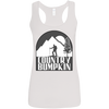 Country Bumpkin Hiker G645RL Ladies' Softstyle Racerback Tank