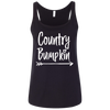 """Country Bumpkin"" 6488 Bella + Canvas Ladies Tank Top"