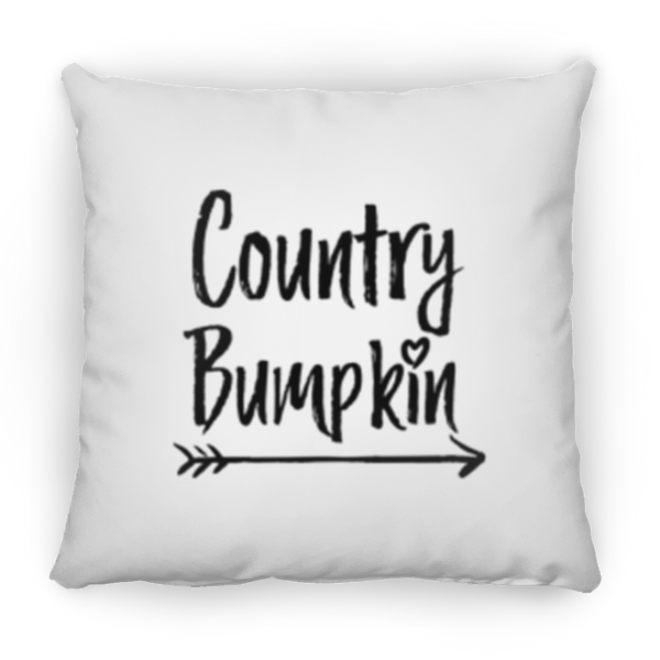 Country Bumpkin Square Pillow 14x14