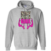 """Hunt Like A Girl"" Gildan Pullover Hoodie 8 oz."
