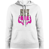 """Hunt Like A Girl"" Sport-Tek Ladies' Pullover Hooded Sweatshirt"