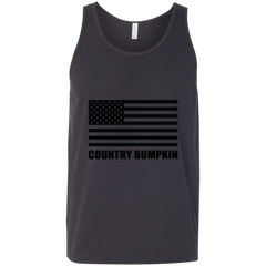 Country Bumpkin US Flag 3480 Unisex Tank