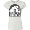 Country Bumpkin Hiker G640L Softstyle Ladies' T-Shirt