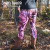 Country Bumpkin Pink Tree Camo Leggings