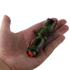 Camo EDC Mini LED Zoomable Handheld Flashlight