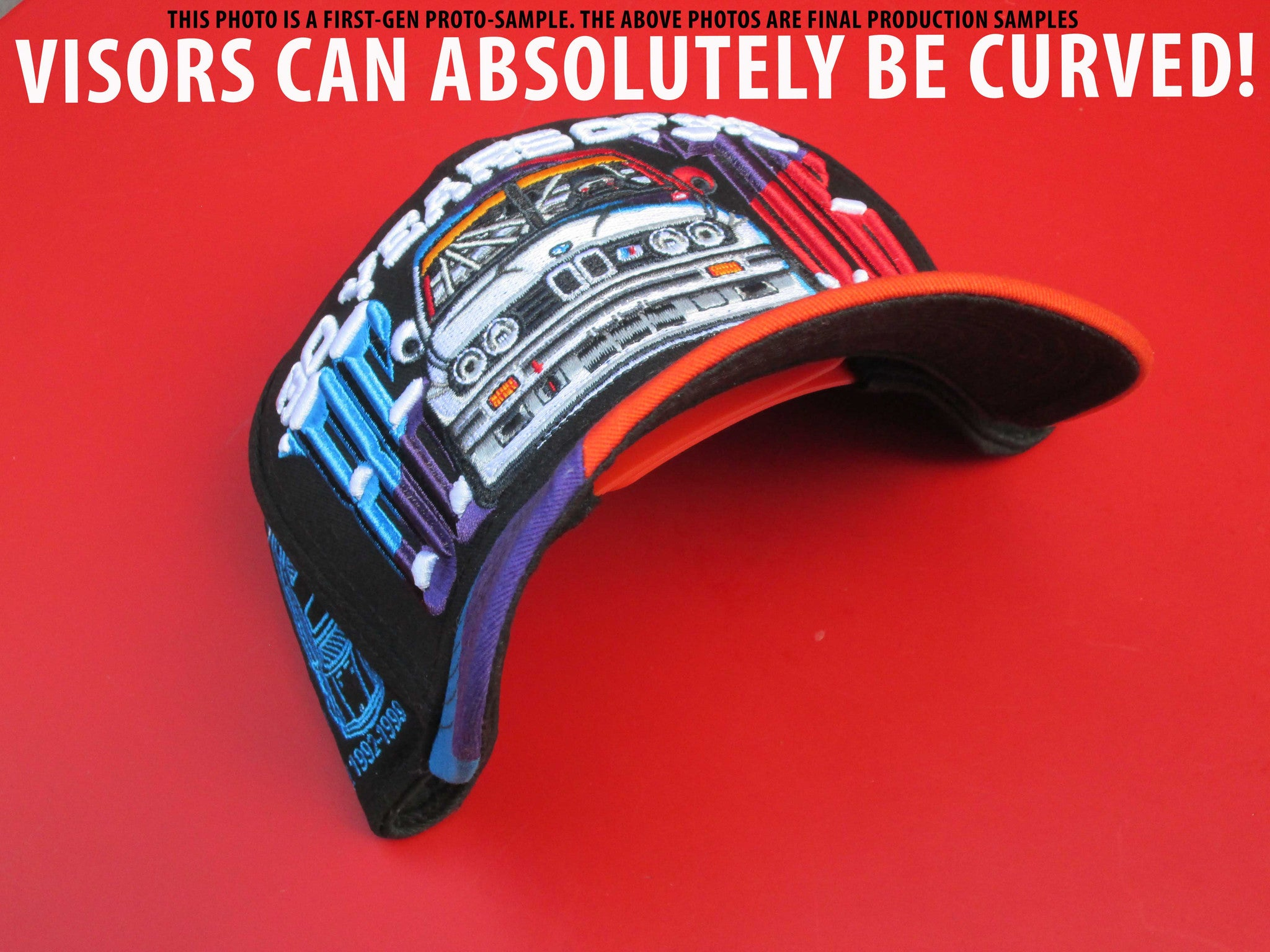 30 YEARS OF MOTORSPORT BB CAP