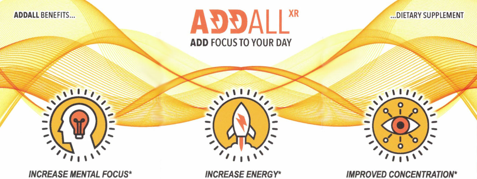 Addall - Add Focus To Your Day - Best Price Online at Marketplace Vape