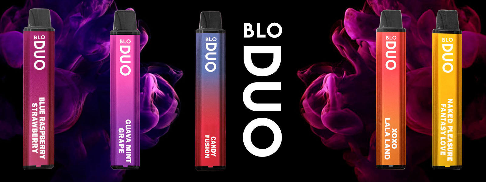 BLO DUO Two in one Disposables