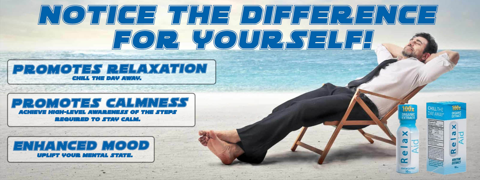 The Benefits of Relax Aid