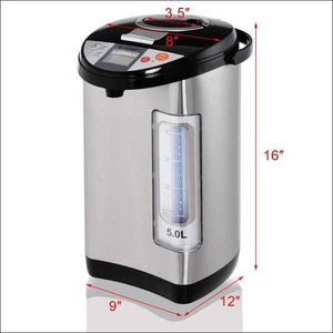 Stainless Steel Electric Water Boiler