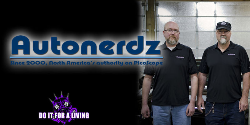 Episode 029: Autonerdz founder Tom Roberts is a tech guy who's assembled a top-notch team with top-notch service