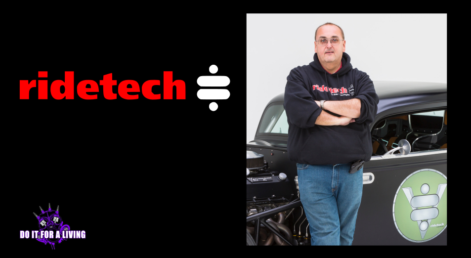 140: Bret Voelkel of RideTech explains how his company emerged from the 2008 recession stronger than ever