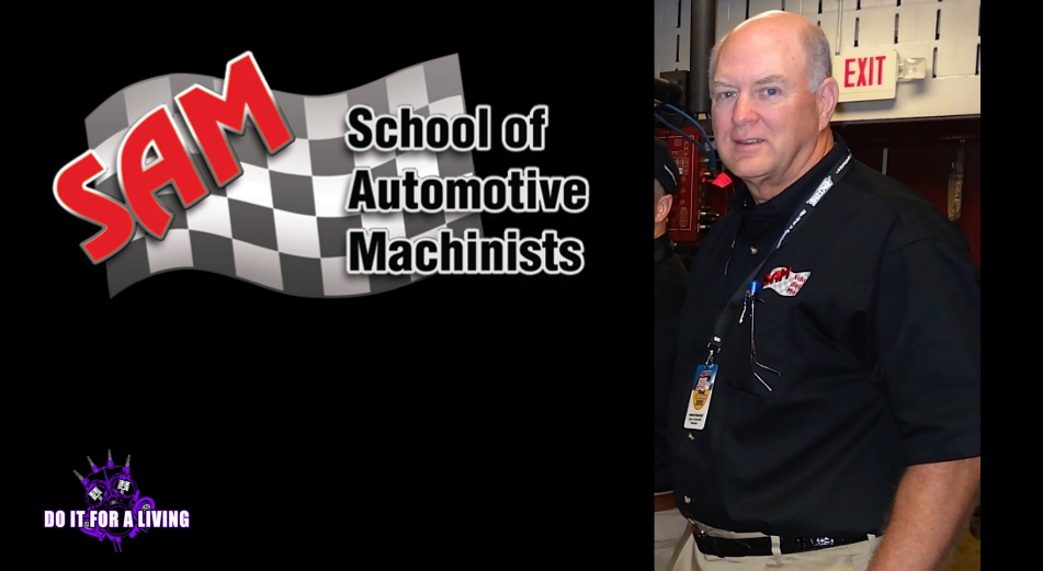 081: Jud Massingill, founder of School of Automotive Machinists, tells us how he built the coolest vocational school around!