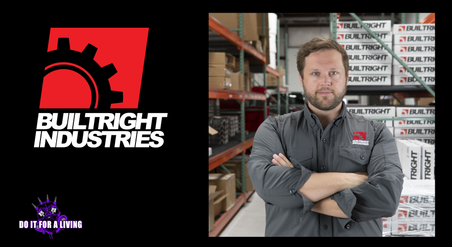157: Matt Beenen returns with BuiltRight Industries