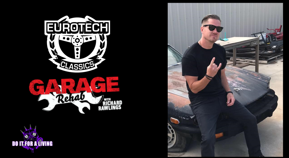 112: Chris Stephens, the co-host of Discovery Channel's Garage Rehab, helps shops improve operations and turn a profit