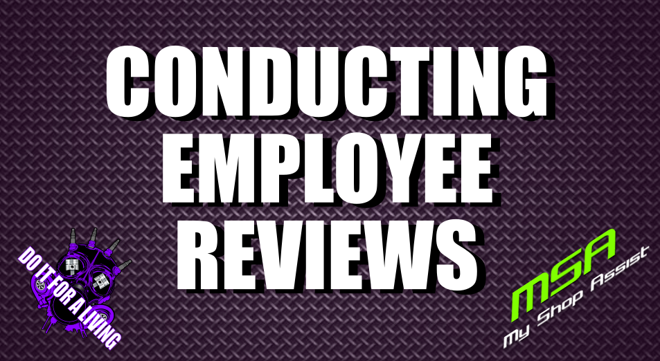 Conducting Employee Reviews