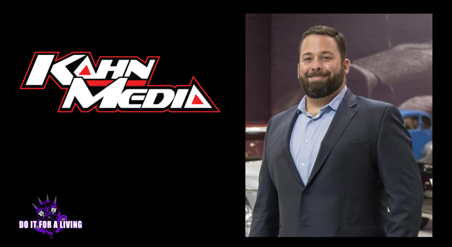 146: Dan Kahn of Kahn Media started by sending articles about his car to magazine editors. Now he runs his own PR firm.